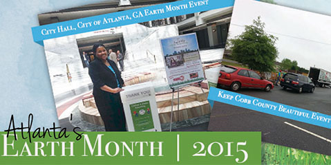 Atlant Earth month events